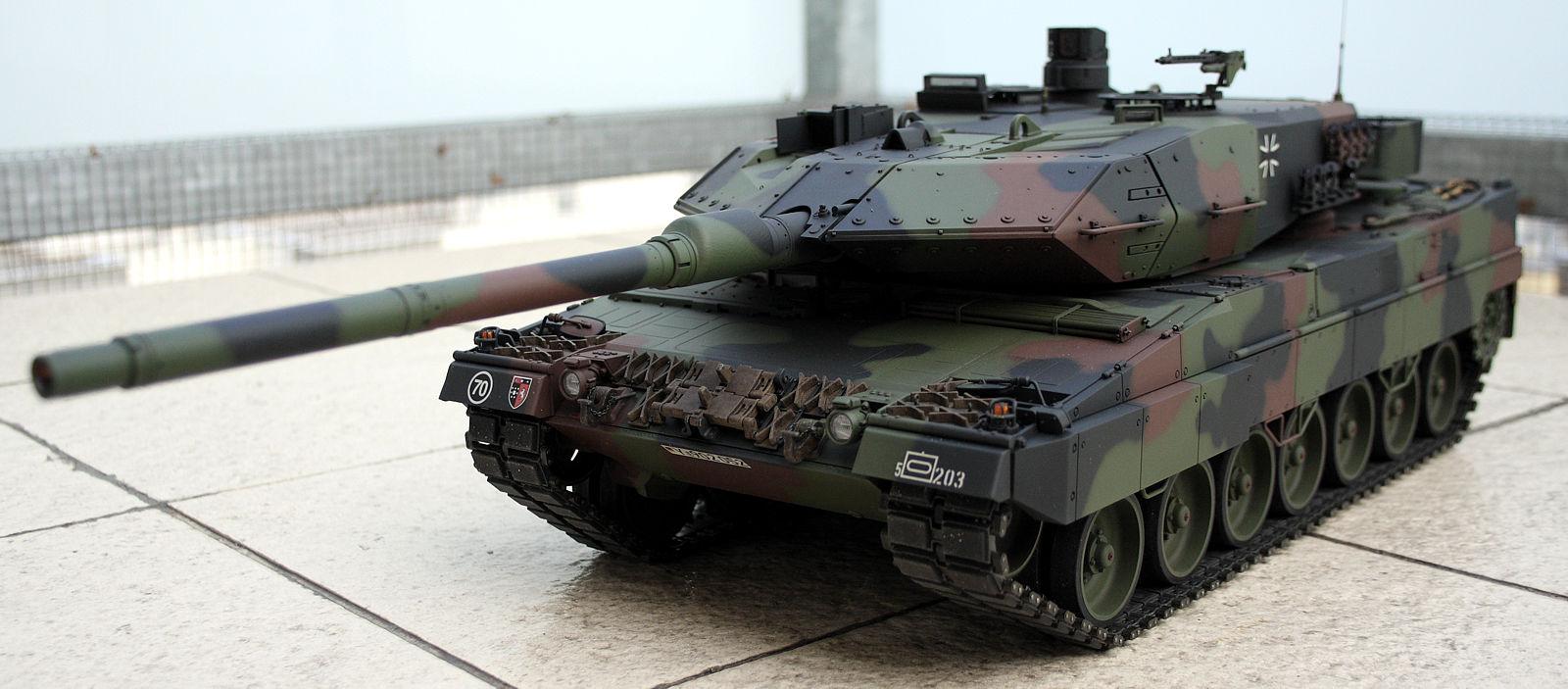 Resultado de imagen de Leopard 2A6